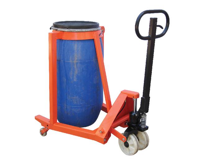 化工原料桶搬运车