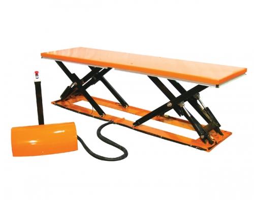 超低型超长工作平台电动液压平台